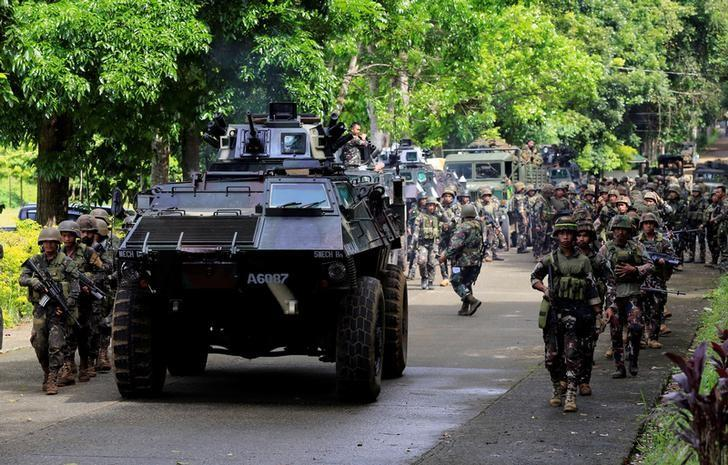 16 bodies found were civilians fleeing militants — Philippines military