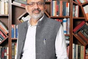 Rajiv Gauba. Credit: Twitter/@Secretary_MoUD