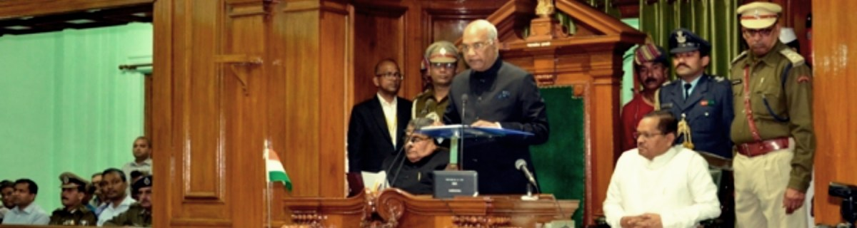 Here Are the Questions Ram Nath Kovind Raised as a Rajya Sabha MP