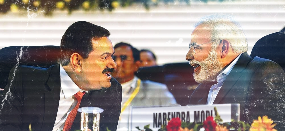 Modi Government's Rs 500-Crore Bonanza to the Adani Group