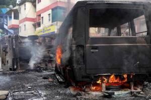 GJM, Darjeeling, West Bengal, Gorkha unrest