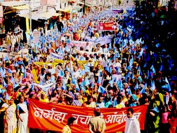 Politics Over Narmada Once Again