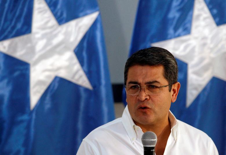 US, Central American officials meet as Trump signals shift