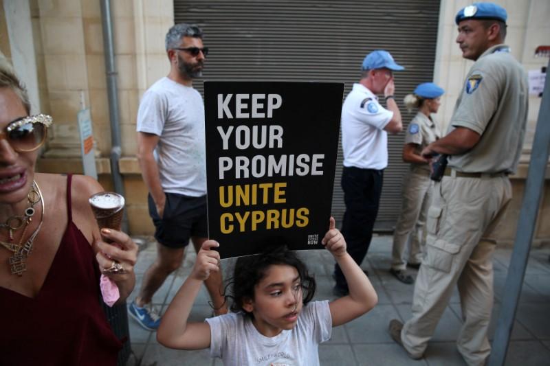 Ankara blames Greek Cypriot side for failure in Cyprus peace talks