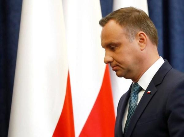 Polish President Vetoes Justice Reform Bills Following ...