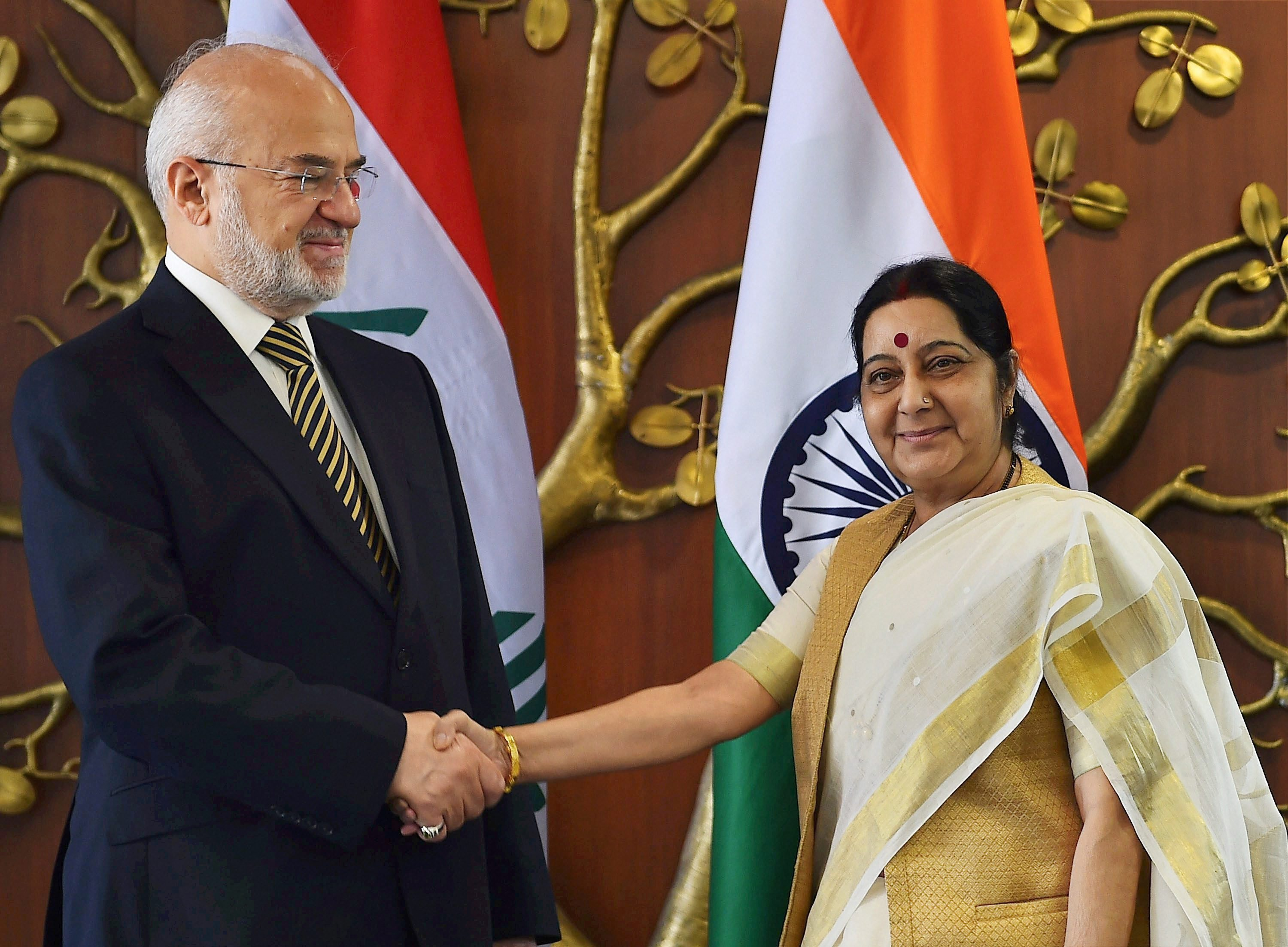 Iraqi FM arrives in India on 5-day visit