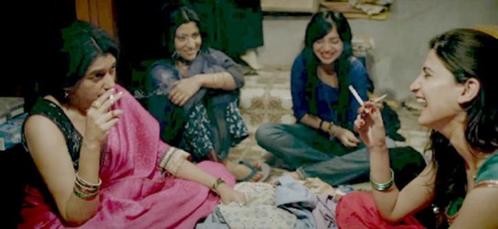A still from <em>Lipstick Under My Burkha</em>.