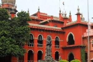 Madras high court. Credit: PTI