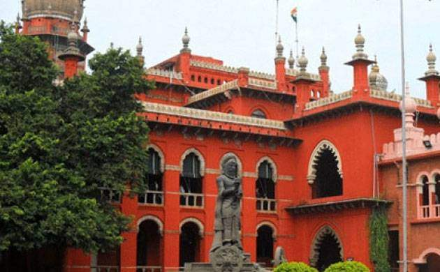 Madras high court. Credit: PTI
