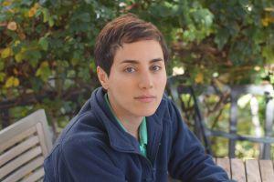 Maryam Mirzakhani. Credit: Stanford University