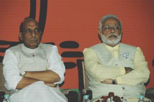 Rajnath Singh Narendra Modi