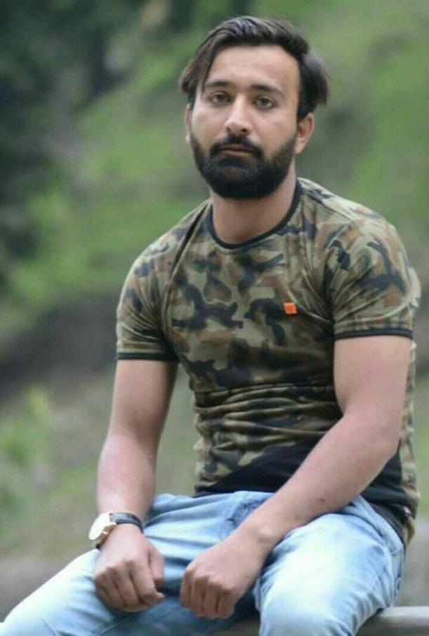 Slain militant Sajad Ahmad Gilkar. Credit: Mudasir Ahmad