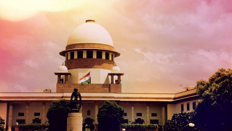 A nine-judge constitution bench is hearing arguments in the case on whether right to privacy is a fundamental right. Credit: PTI