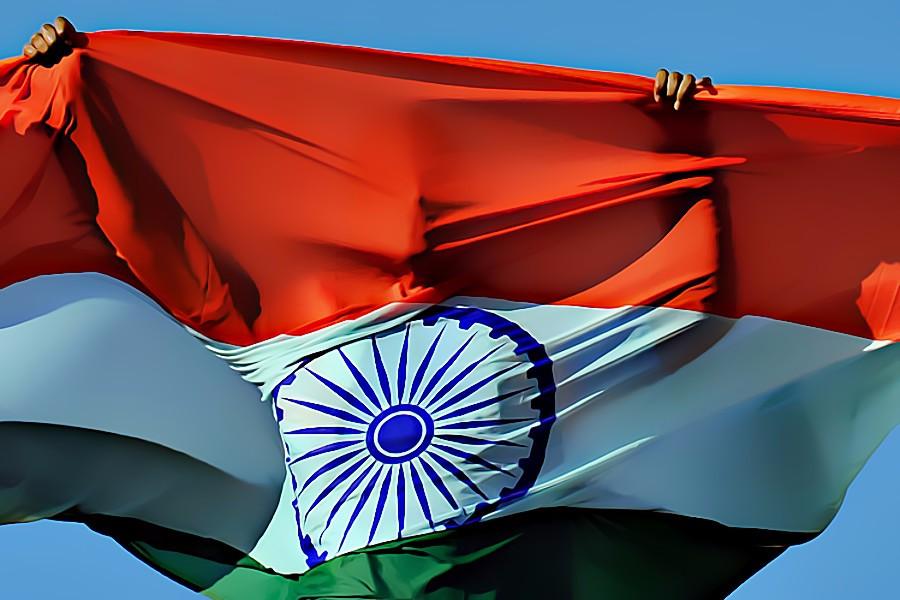 india flag reuters