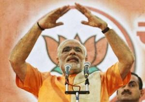 Prime Minister Narendra Modi. Credit: Reuters/Amit Dave