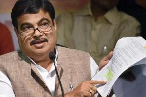Union minister for road transport and highways Nitin Gadkari. Credit: PTI