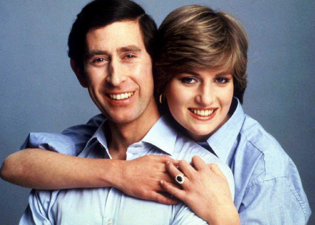 Prince Charles and Princess Diana. Credit: Reuters