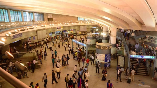 JNU Student Allegedly Beaten by CISF Personnel at Rajiv Chowk Metro Station