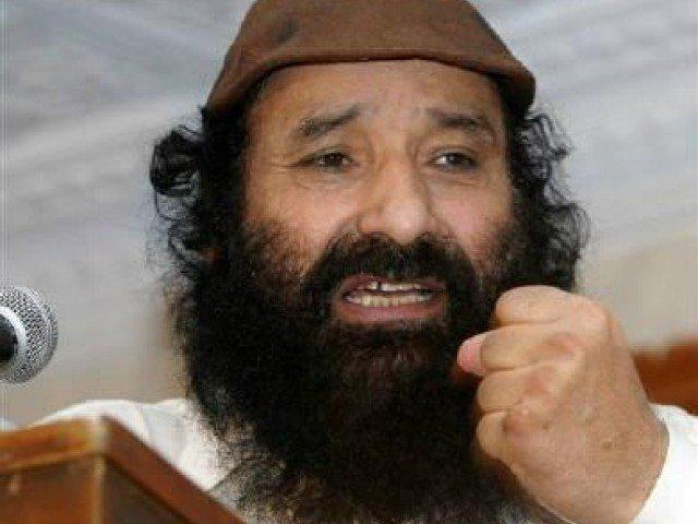 Hizbul Mujahideen chief Syed Salahuddin. Credit: Reuters
