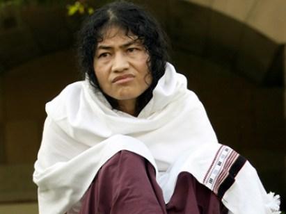 Irom Sharmila. Credit: Reuters