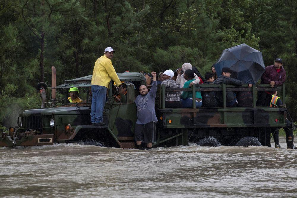 Houston Texan JJ Watt's fundraising for Harvey continues to grow