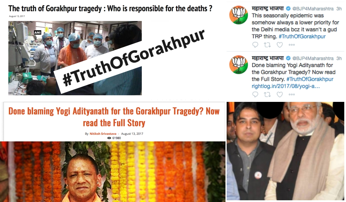 #TruthOfGorakhpur: The Right-Wing Really Wants You to Believe Adityanath Is Innocent