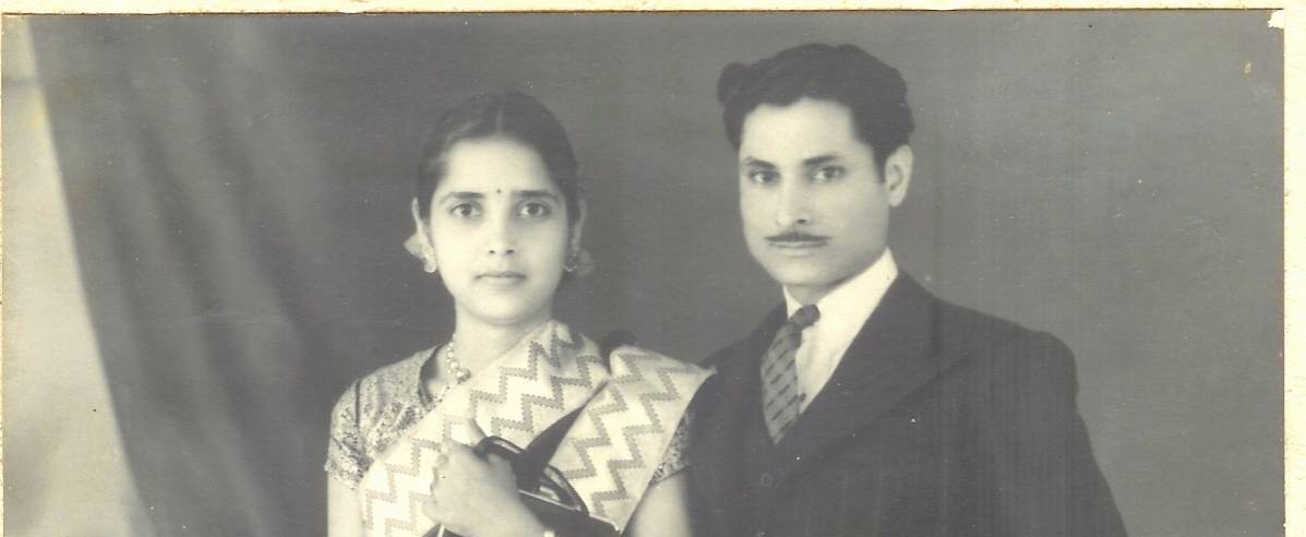 A Memoir: My Grandmother's Flight From Karachi to Bombay in 1947