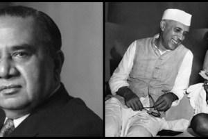 Huseyn Suhrawardy Nehru Gandhi
