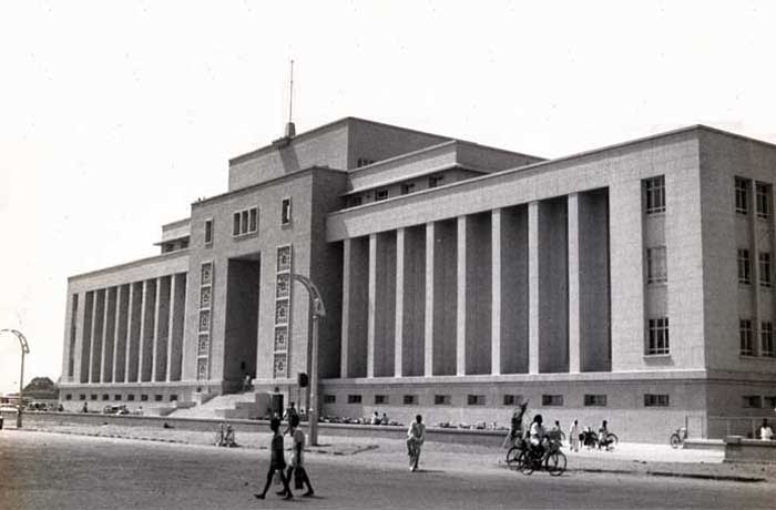 The RBI building in Chennai. Courtesy: BBJ Calcutta