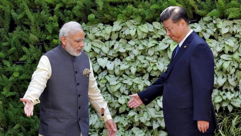 Prime Minister Narendra Modi and Chinese President Xi Jinping. Credit: Reuters