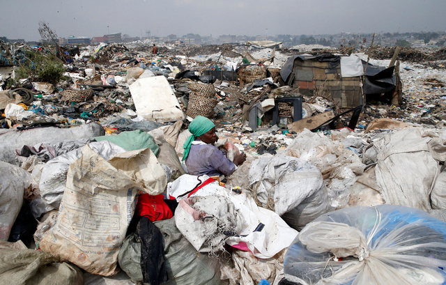 Kenya imposes world's toughest law against plastic bags