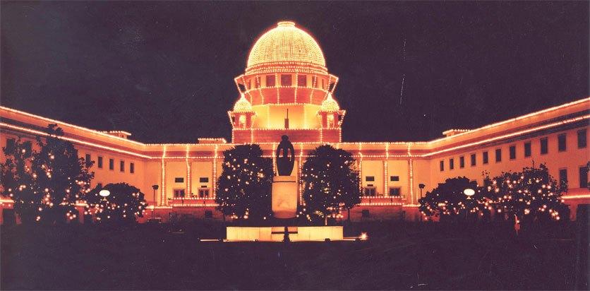 Supreme Court of India. Credit: supremecourtofindia.nic.in