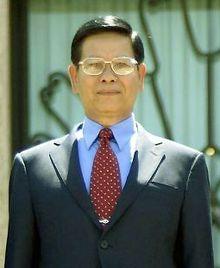 Khin Nyunt. Credit: Wikimedia Commons