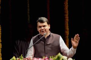 Maharashtra chief minister Devendra Fadnavis. Credit: PTI