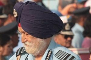 Air Marshal Arjan Singh