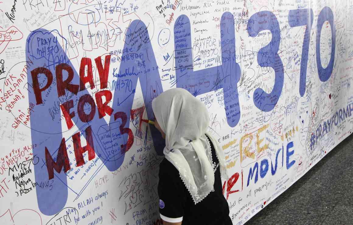 The Malaysian Airlines flight MH370 went missing three years ago, on March 8 2014. Credit: Reuters