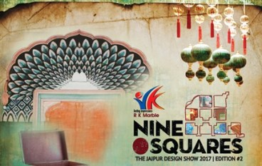 Nine.Squares – Jaipur Design Show