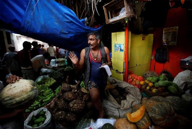 Wholesale inflation grew at 3.24% during August