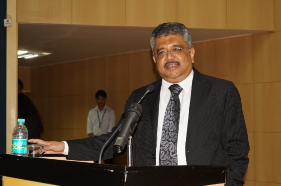 ASG Tushar Mehta. Credit: Amity University website