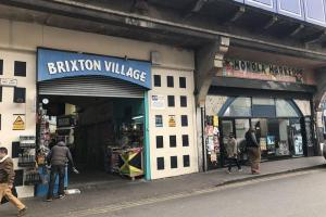 Brixton Village is an indoor market in Brixton, a district in south London that has experienced rapid gentrification. April 27, 2017. Credit: Reuters
