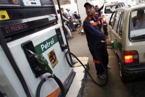 Petrol price has jumped by Rs 7.8 per litre since July 4. Credit: PTI