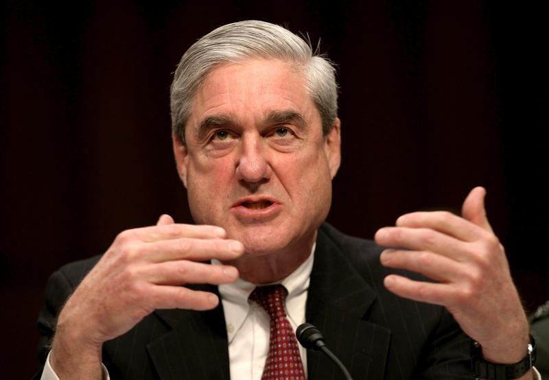 FBI Director Robert Mueller testifies at a Senate Intelligence Committee hearing on Capitol Hill in Washington, DC, U.S. on February 16, 2011. Credit: Reuters