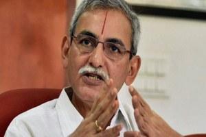 Central vigilance commissioner K.V. Chowdary. Credit: PTI