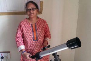 D Shanti Priya. Credit: Life of Science