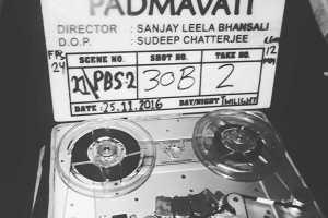 Deepika Padukone in Padmaavat.
