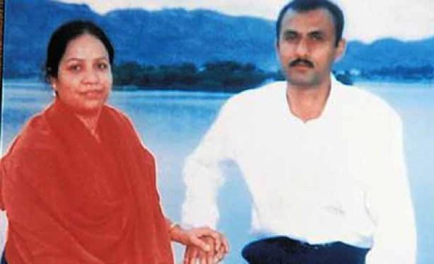 Sohranuddin Sheikh and Kauser Bi.