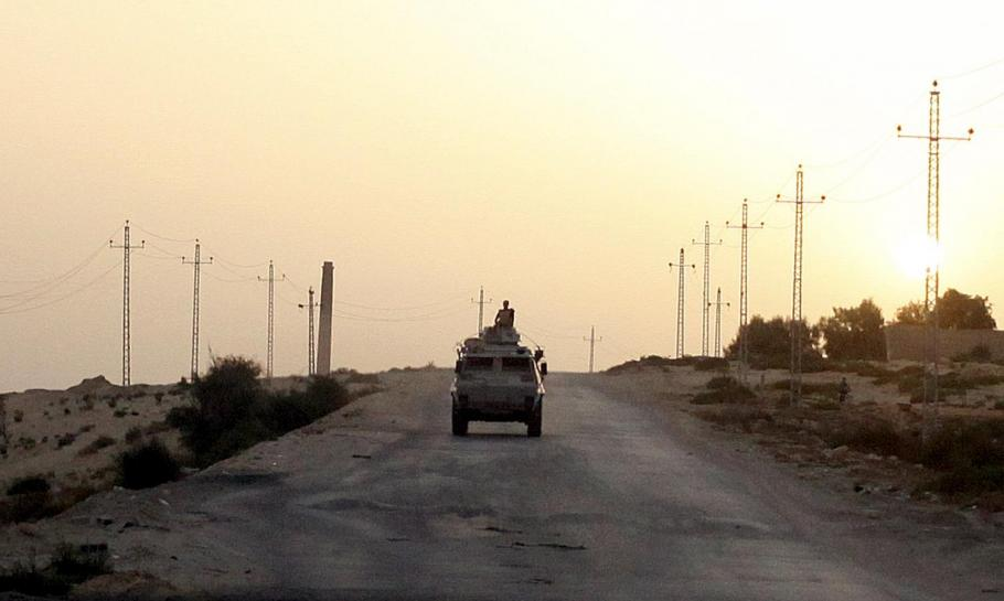 A highway in northern Sinai in Cairo. (Image is for representational purposes only). Credit: Reuters