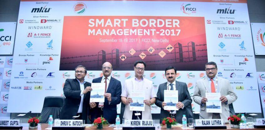 Smart Border Management 2017. Credit: India Foundation