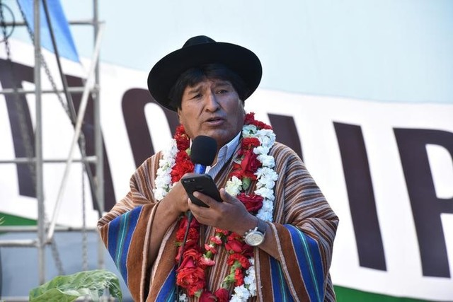 Bolivia's re-election ruling guarantees democratic continuity, says president