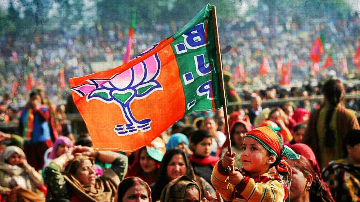 Elections 2017: BJP Continues Winning Streak, to Form Government in Gujarat, Himachal Pradesh